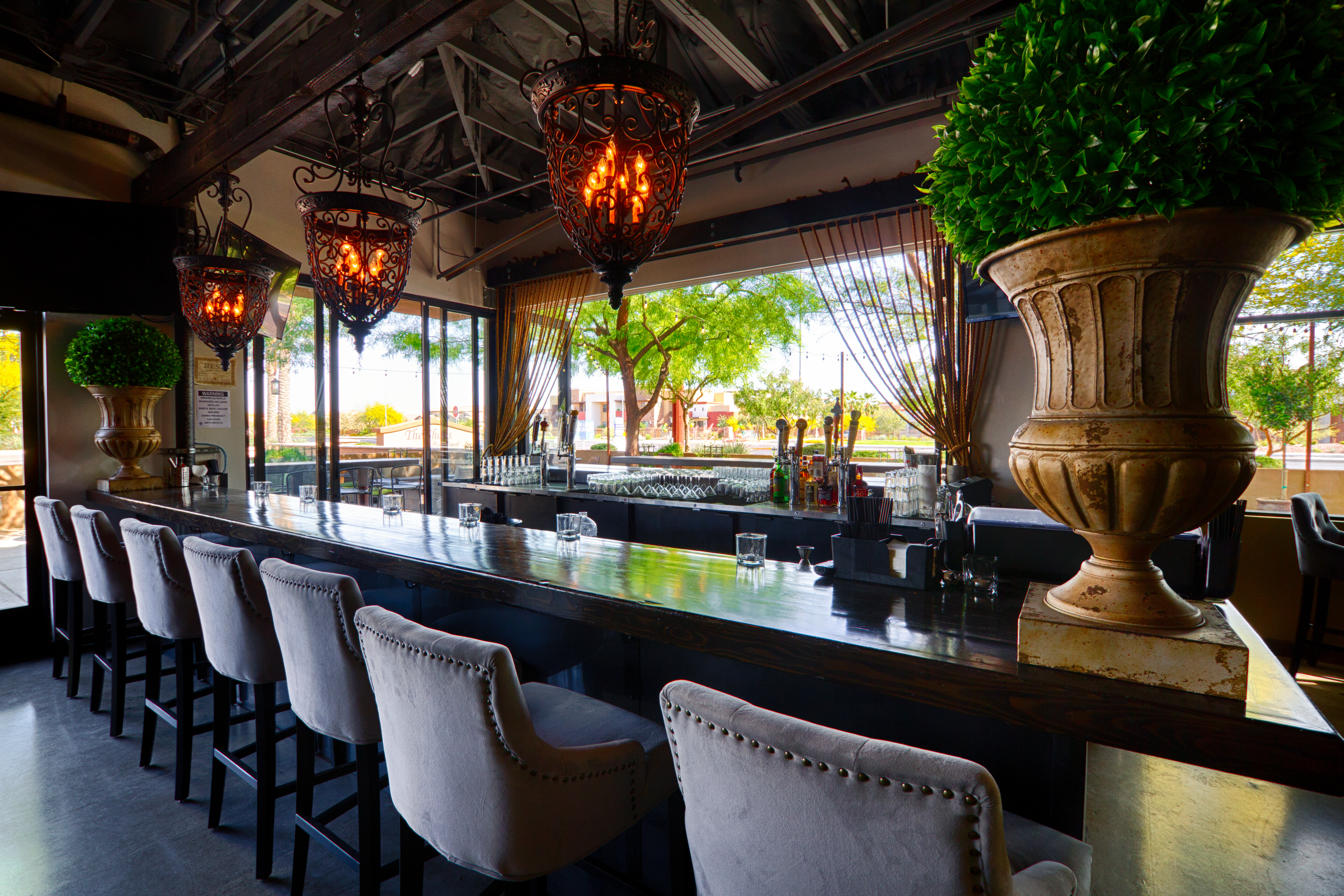 The Ivy Mediterranean Lounge Opens In Chandler Ariz May 2017 Business Wire