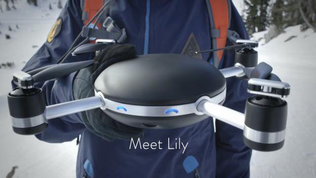 The Lily Camera is the first autonomous, throw-and-shoot camera in the world, available at www.lily.camera.