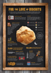 Cracker Barrel Buttermilk Biscuit Infographic (Graphic: Business Wire)