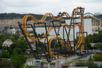 Batman The Ride at Six Flags Fiesta Texas (Photo: Business Wire)
