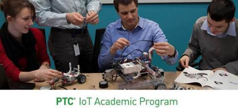 PTC IoT Academic Program (Photo: Business Wire)