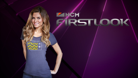 Maria Menounos will be the new face of America's Movie Network as the host of NCM's FirstLook pre-show program, seen by over 700 million moviegoers a year. (Photo: Business Wire)