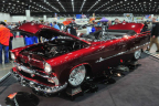 Axalta will feature 1956 Plymouth Belvedere Convertible painted with Cromax® primer and clearcoat, and Hot Hues™ basecoat. (Photo: Business Wire)
