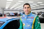 Pictured: Aric Almirola, NASCAR Driver for Richard Petty Motorsports. (Photo: Business Wire)
