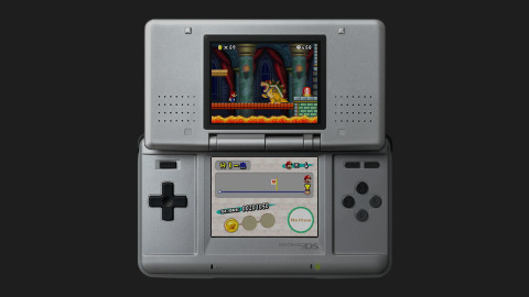 Nintendo DS classic New Super Mario Bros. is now available in the Virtual Console on Wii U. (Photo: Business Wire)
