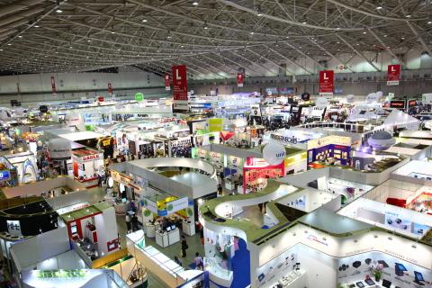 2015年台北國際電腦展(COMPUTEX TAIPEI)即將於6月2日盛大登場(照片:美國商業資訊)
