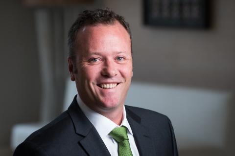Matthew Gyde, výkonný ředitel bezpečnosti skupiny Dimension Data (fotografie: Business Wire)