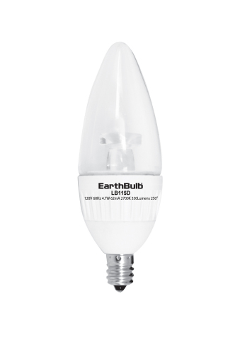 Globe EarthBulb LED (Photo: Business Wire)