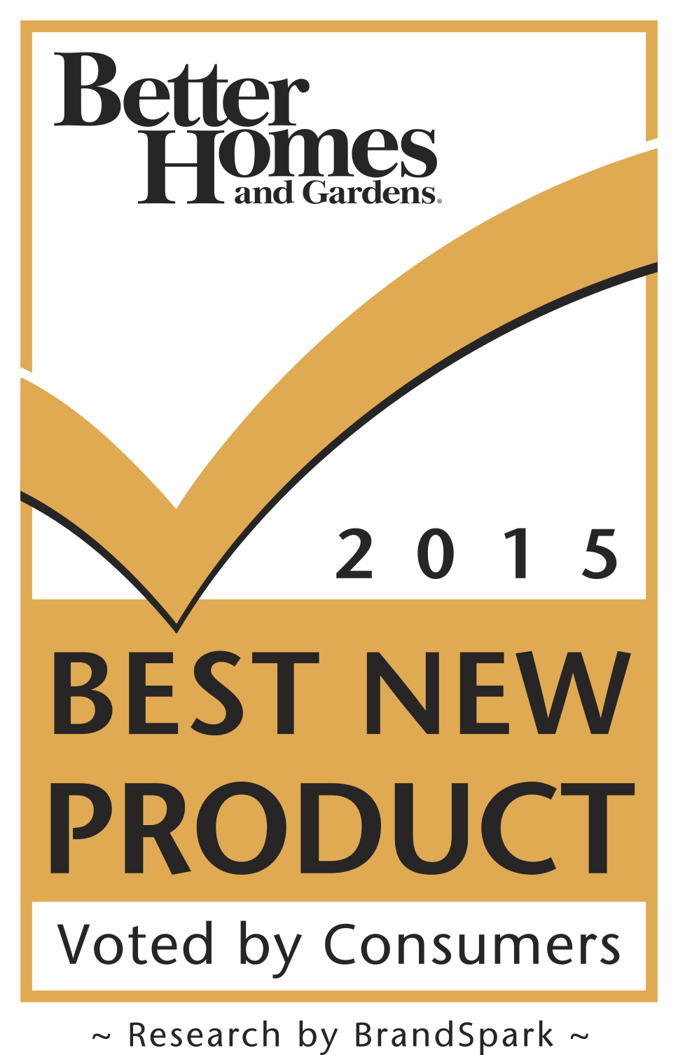 2015 Better Homes and Gardens Best New Product Award Winners and