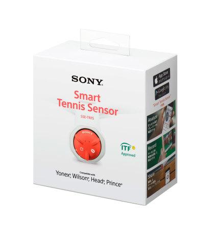 Sony Smart Tennis Sensor (Photo: Business Wire)