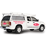 Rise Broadband's new tech / service vehicle. (Photo: Business Wire)