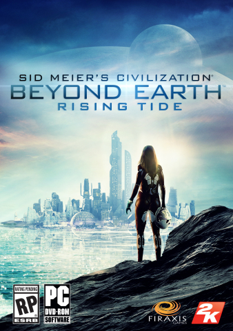 2K and Firaxis Games today announced Sid Meier's Civilization®: Beyond Earth™ – Rising Tide, the expansion pack for 2014's turn-based strategy title, Civilization: Beyond Earth, is currently in development for Windows-based PC. (Photo: Business Wire)