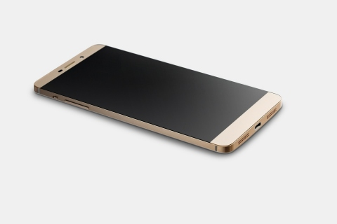 LeTV's new smartphone featuring Fairchild's USB Type-C Solution (Photo: Business Wire)