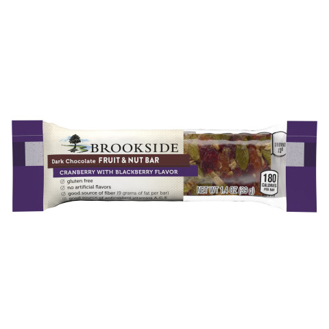 BROOKSIDE Fruit and Nut Bars