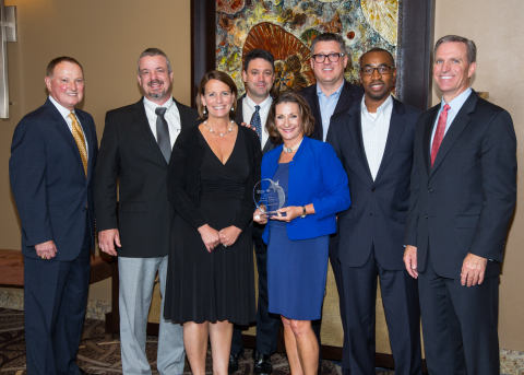 Yum! Brands, Inc. presented its inaugural Supplier Diversity Award to The BAMA Companies, Inc. at th