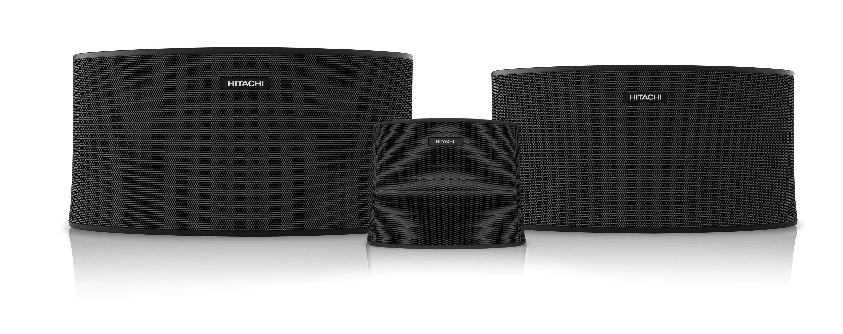 hitachi smart wifi speaker. hitachi introduces high-performance wireless whole-home audio speakers | business wire smart wifi speaker