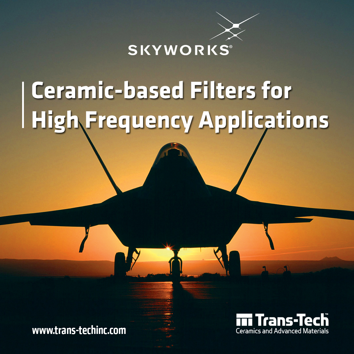 Skyworks Introduces Ceramic-based Filters for High Frequency