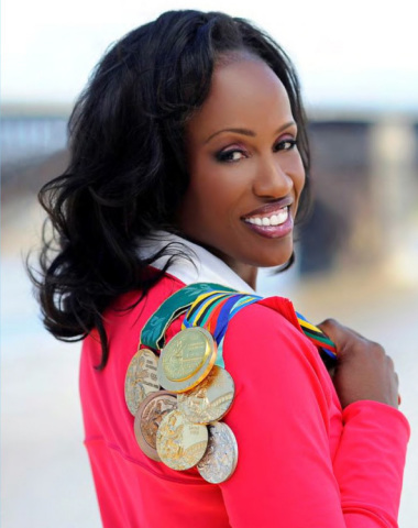Jackie Joyner-Kersee (Photo: Business Wire)