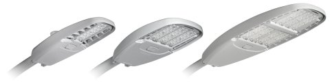 Philips RoadFocus Luminaires (Photo: Business Wire)