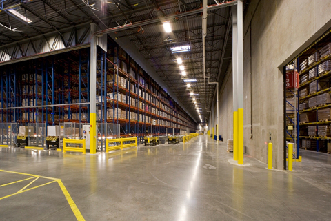 IKEA Distribution Center in Tacoma, Washington. (Photo: Business Wire)