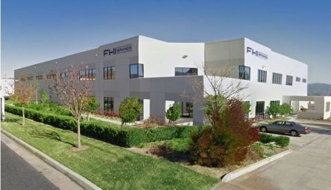 NEW FHI Brands Headquarters 29003 Avenue Sherman, Valencia, CA 91355 (Photo: Business Wire)