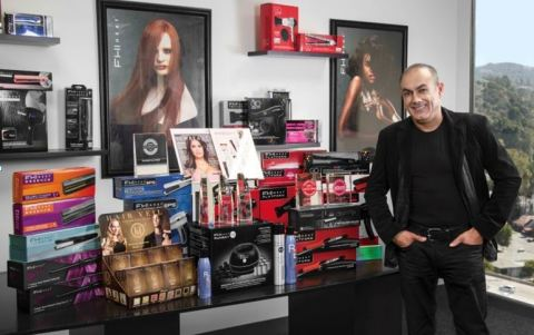 FHI Brands President and CEO Shauky Gulamani (Photo: Business Wire)