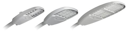 Les luminaires DEL RoadFocus de Philips mettent en lumière la sécurité et les économies au Québec (Photo: Business Wire)