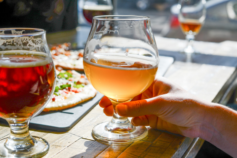 CraftBeer.com released its list of summer seasonal craft beers produced by Brewers Association members. (Photo: Business Wire)