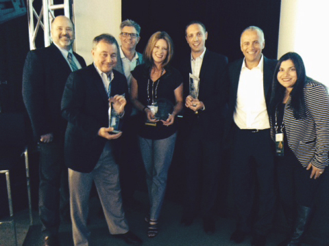 Avnet receives the Cisco Americas Distribution award for Data Center Architecture Distributor of the