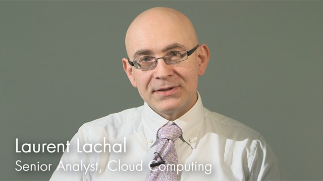 Laurent Lachal, Cloud Computing Research Lead at Ovum, explains pure-play orchestration based on the TOSCA standard and the Cloudify open source project.