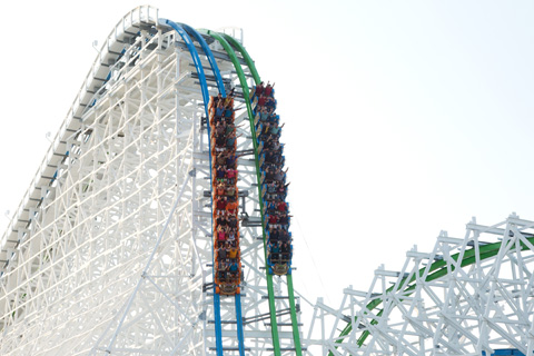 SFMM _ Twisted Colossus - Drop (Photo: Business Wire)