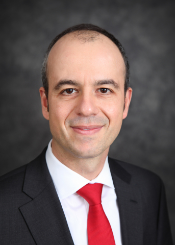 Thomas Donato, President, Rockwell Automation EMEA Region. (Photo: Business Wire)