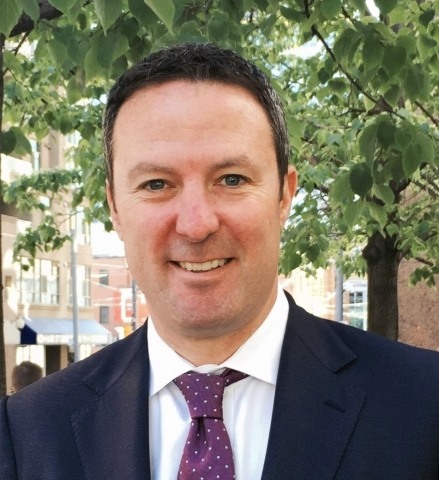 Adam Kosoy, Senior Managing Director of Capital Markets & Investment Services, Colliers International, Toronto, Canada