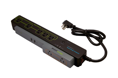 i-BRIGHT™7x Smart Surge Protector (Photo: Business Wire)