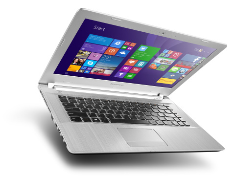 Lenovo Z41 laptop for photo and video lovers (Photo: Business Wire)