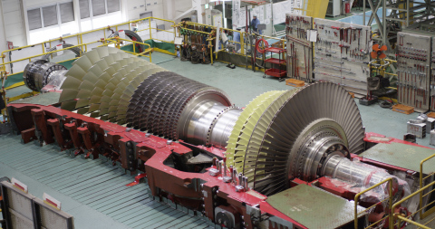 Mitsubishi Hitachi Power Systems Americas has received an order for three M501J gas turbines (pictur ...