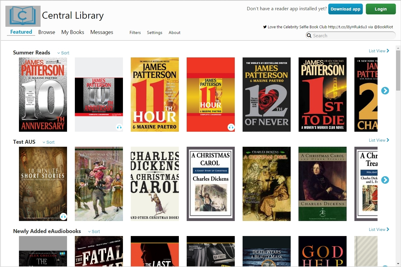 3M Cloud Library Enhances Discoverability for Readers and