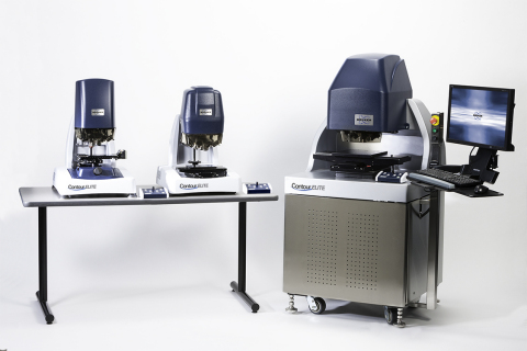 Bruker's Contour Elite 3D Optical Microscopes (Photo: Business Wire)