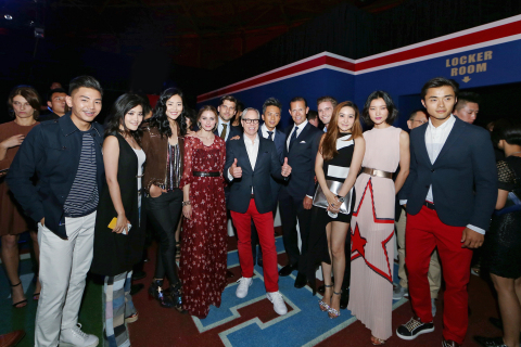 Tommy Hilfiger Beijing Fashion Show After Party (Photo: Business Wire)