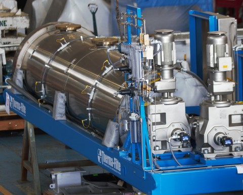The ELECTRO-SCRU(R) is a piece of Therma-Flite's overall thermal desorption system with three proces ...