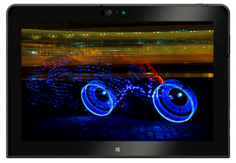 Lenovo ThinkPad 10 tablet makes writing with digital pen more accurate (Photo: Business Wire)