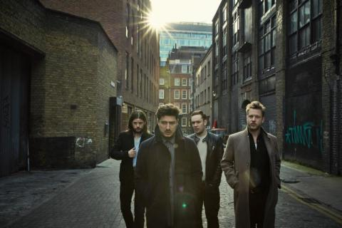 PANDORA PRESENTS: MUMFORD & SONS LIVE AT MERRIWEATHER POST PAVILION (Photo: Business Wire)