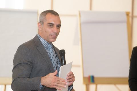 Dr. Ara Dikranian, San Diego Arthritis Medical Clinic, Co-Chair of the RA NarRAtive Advisory Panel