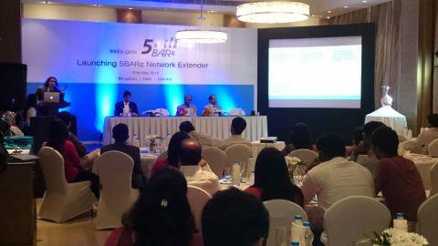 Bangalore Press Conference (Photo: Business Wire)