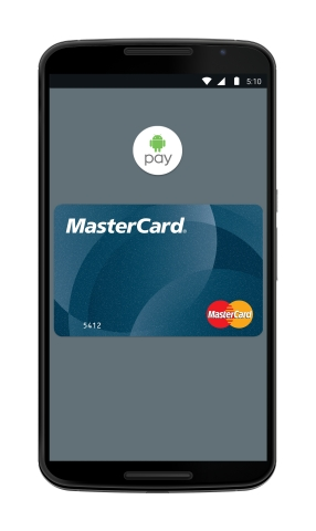 MASTERCARD POWERS ANDROID PAY, BRINGING MOBILE PAYMENTS TO ANDROID DEVICE OWNERS