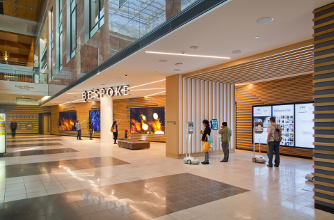Bespoke Coworking, Event and Tech Demo Ecosystem Launches at Westfield San Francisco Centre (Photo: Business Wire)