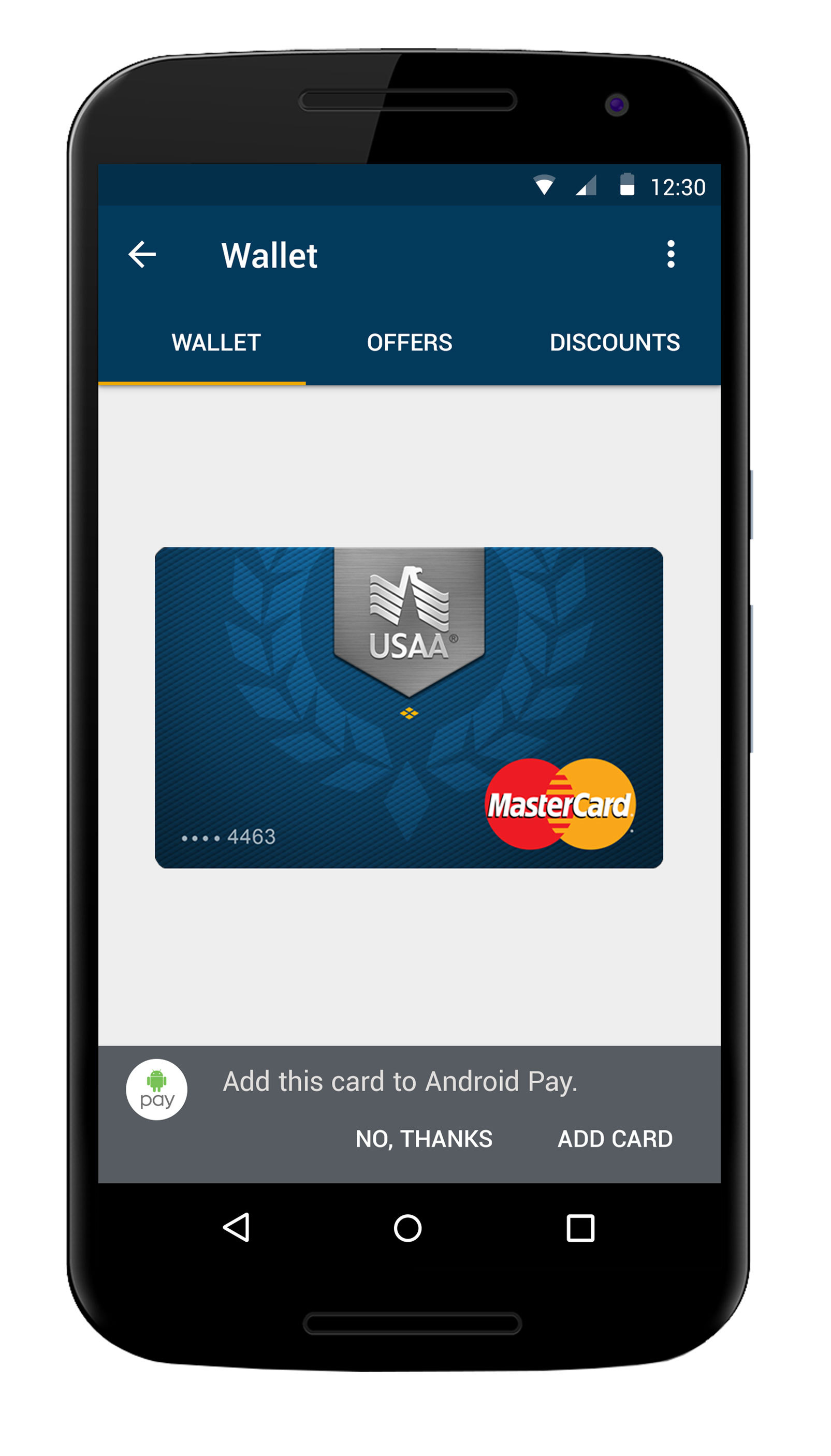 Usaa members among first to benefit from android paytm business wire reheart Images