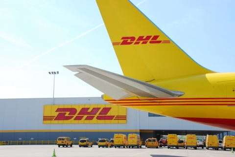 DHL is investing $108 million in its Americas Hub, located at the Cincinnati/Northern Kentucky Airpo ...