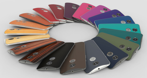 Brings Moto Maker to China (Photo: Business Wire)