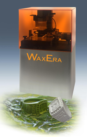 3d printer manufacturer envisiontec to unveil the first for 3d wax printer for jewelry